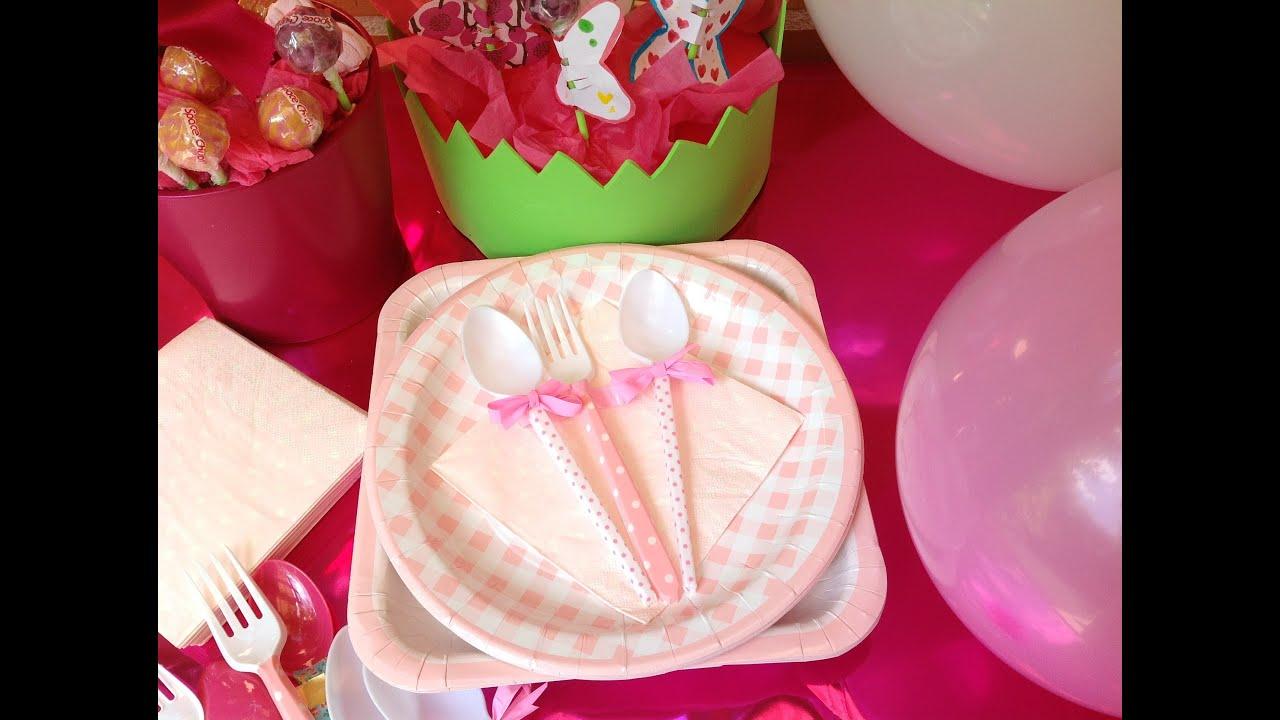 Cucharas decoradas para fiestas infantiles Washi tape spoons YouTube