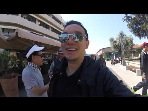 PUNO Oceania Riviera Cruise 2017 April EP2 Greece Israel Jordan Cyprus Germany