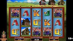Piggy Fortunes Slot Machine Bonus - Microgaming Slots
