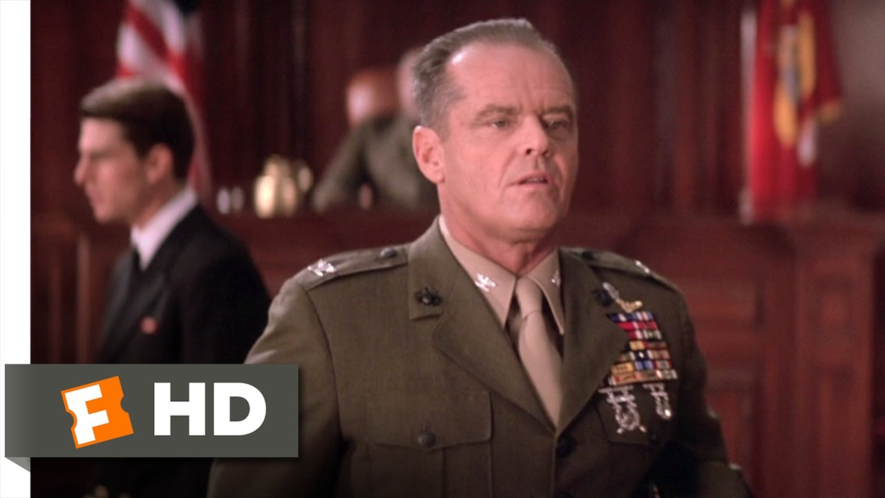 A Few Good Men (5/8) Movie CLIP - I Didn't Dismiss You (1992) HD