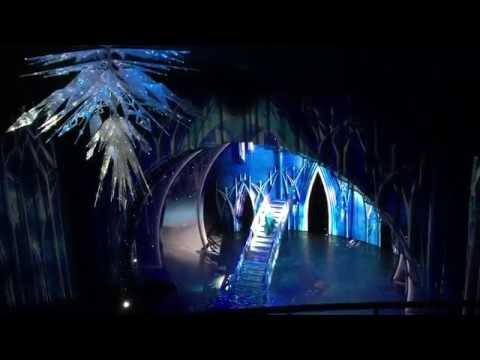 Let it Go Song - Frozen Live At The Hyperion Theater