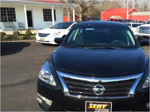 2015 nissan altima used cars mayfield ky youtube for Seay motors mayfield ky
