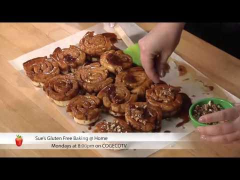 Sue's Gluten Free Christmas Baking