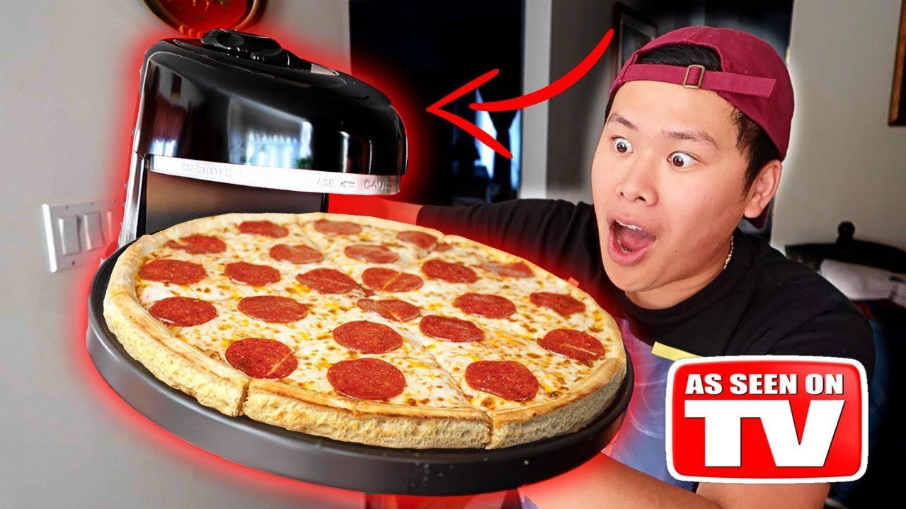 this-spins-and-instantly-makes-pizza-diy-learn-how-to-make-pizza-testing-crazy-gadgets