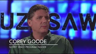 Кори Гуд - что происходит в космических войсках