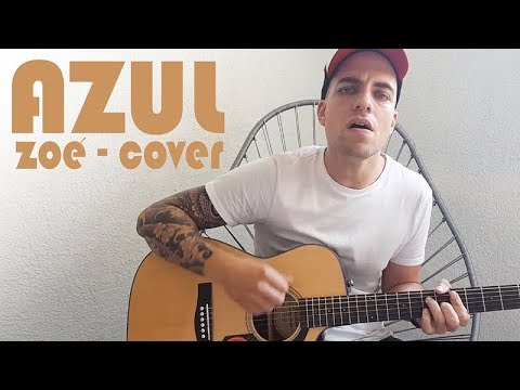 ZOÉ – AZUL – COVER ZUPPI