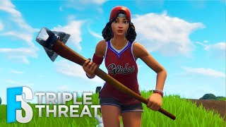 Fortnite Skin - Triple Threat Showcase (Fortnite: Battle Royale) #6