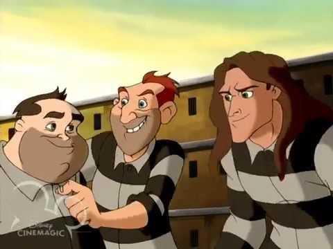 The Legend of Tarzan Season 01 Episode 30 Part 09