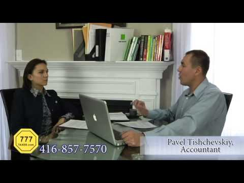 Antevorta Capital Partners   Tax Time with Pavel Tishchevskiy  Business Income   Toronto, Canada