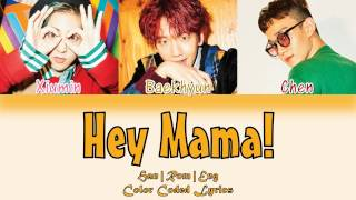 Video EXO-CBX (첸백시) - Hey Mama! [HAN|ROM|ENG Color Coded Lyrics] download MP3, 3GP, MP4, WEBM, AVI, FLV Juli 2018