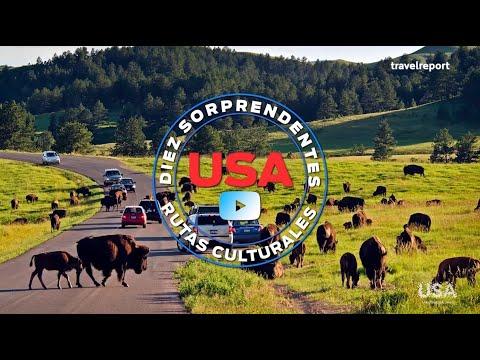 10 sorprendentes rutas culturales en Estados Unidos