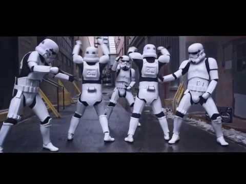 Stormtroopers Hip Hop Twerk
