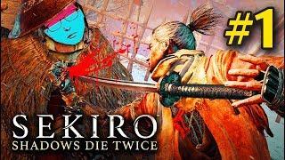 Sekiro: Shadows Die Twice #1: 4 TIẾNG CÀY GAME KHÓ NHẤT THẾ GIỚI !!! Kỷ lục Trực Tiếp Game =)))