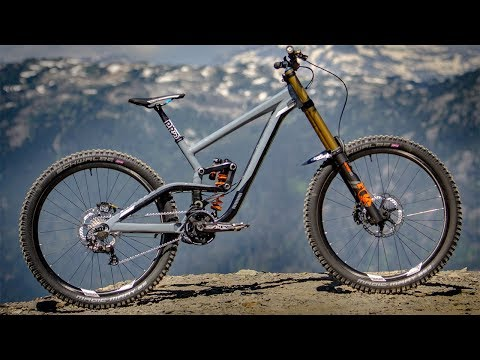 Building My Dream Downhill Bike   SCOTT Gambler