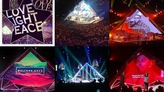 HILLSONG UNITED CHURCH STEEPED IN ILLUMINATI AND NEW AGE SYMBOLISM EXPOSED