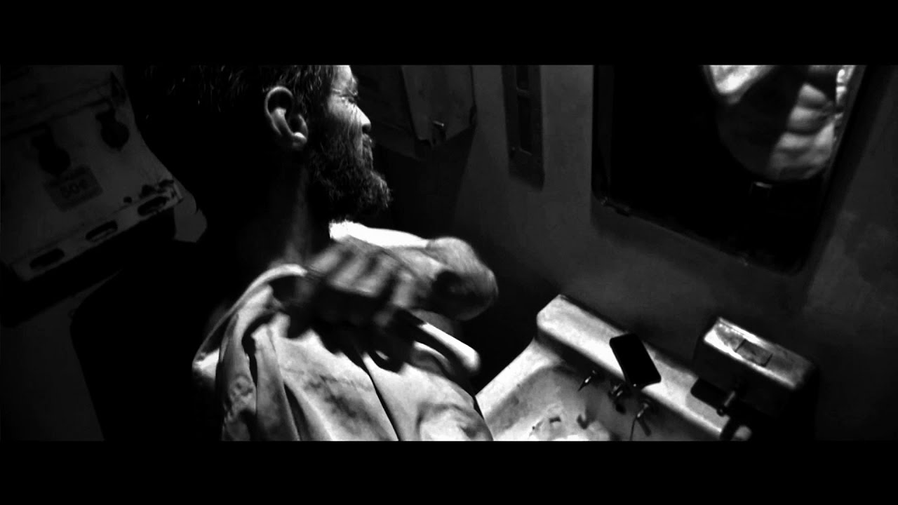 Logan noir 2017 b w trailer