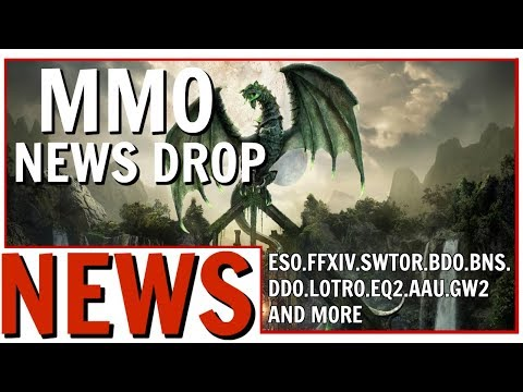 Final MMO News Drop October 2019: Two Weeks' Worth of MMORPG News