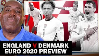 I Want To Win This For Southgate   England vs Denmark Semi Final PREVIEW
