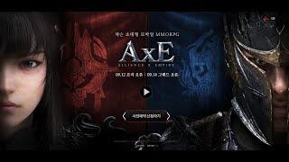 AXE: Alliance X Empire GamePlay Trailer