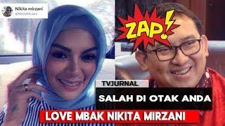 """Download Video DUUAARRR ! NIKITA Tampol Mulut Fadli Zon """" Salah diotak Anda """" MP3 3GP MP4"""