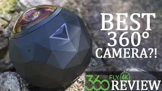 BEST 360° CAMERA?! 360FLY 4K CAMERA REVIEW