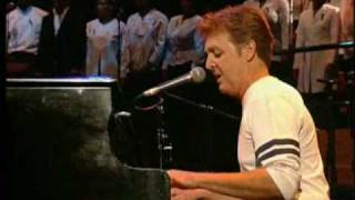Paul McCartney Golden Slumbers Carry That Weight The End