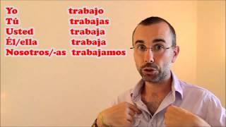 PROFESIÓN / TRABAJO. Preguntas y respuestas. Lección 4. #leccion español