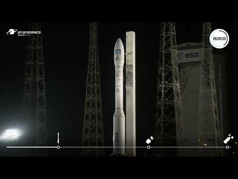 Arianespace Flight VV18 - Launch Sequence