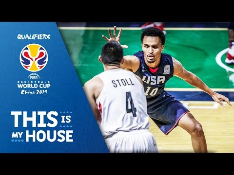 United States vs Mexico - Highlights - FIBA Basketball World Cup 2019 - Americas Qualifiers