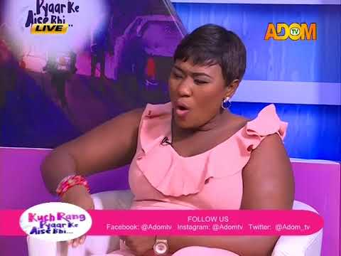 Kuch Rang Chat Room - Adom TV (16-4-18) - YouTube