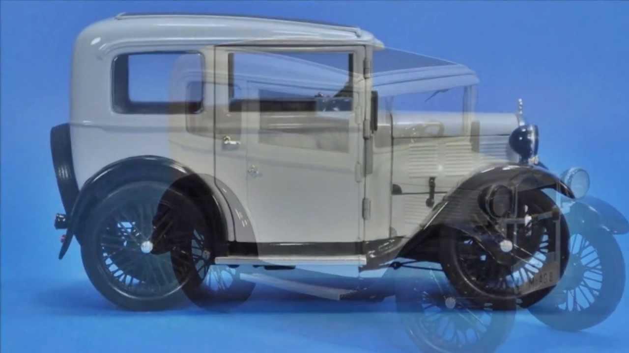1929 BMW Dixi Coupe - YouTube