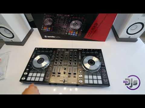 ihre DJs - Unboxing Pioneer DDJ-SX3
