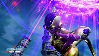 ULTIMATE AWAKENING! Golden Frieza, Super Saiyan Blue Goku & Vegeta Gameplay | Jump Force