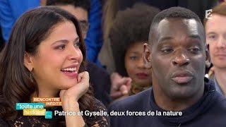 Patrice Quarteron et Gyselle Soares : leur revanche sur la vie - #REPLAY #touteunehistoire