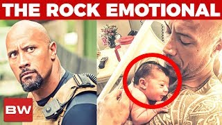 The Rock's Emotional Message about his Newborn Daughter | Dwayne Johnson