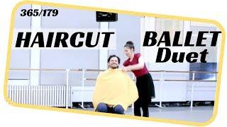 Ballet duet dance - ballet duet 179