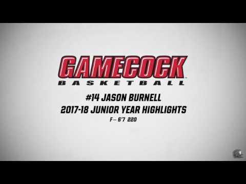 Jason Burnell 1718 Junior Highlights