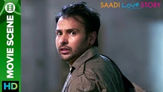 Amrinder Gill caught inside a girls hostel   Saadi Love Story