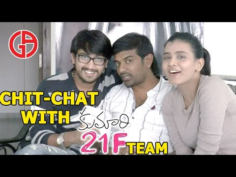 Chit Chat With Kumari 21F Movie Team || Raj Tarun || Hebah Patel || Prathap Reddy
