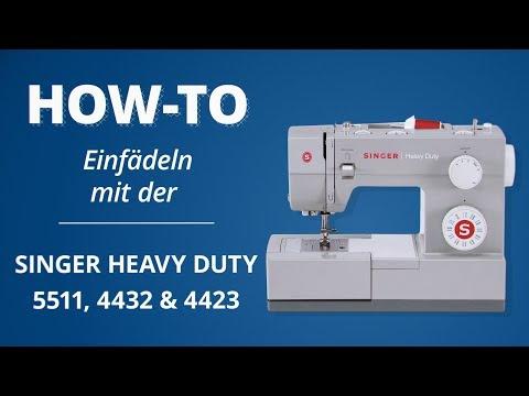 Nadeleinfädler SINGER Heavy Duty 5511 5523 5554 5532