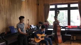 Gambar cover Cỏ và Mưa - KHUUDUCHAI Music Class