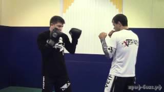 Виды ударов в боксе Урок №5 www.prof-boxing.ru Тренировки по боксу в Москве