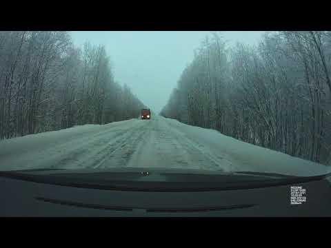 Дорога в Великий Устюг к Деду Морозу