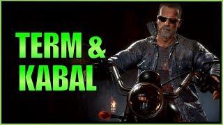 SonicFox - Time To OD With Terminator & Kabal  【Mortal Kombat 11】