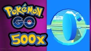 Denselben PokéStop 500x drehen | Pokémon GO Deutsch #182