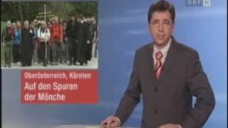 Benediktweg in ORF Kärnten Heute