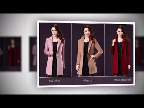 Các Mẫu áo Khoác Dạ Nữ Hàn Quốc, Korea Giá Rẻ Tại Lury Fashion