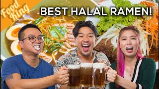 Halal Food Recommended By Our Exes!