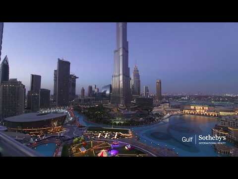 The Residence Tower Penthouse, Downtown, Dubai | Gulf Sotheby's International Realty