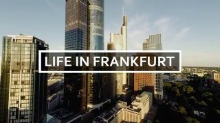 Life in Frankfurt